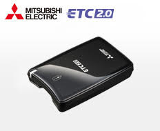 MITSUBISHI ELECTRIC ETC 2.0車載器キット
