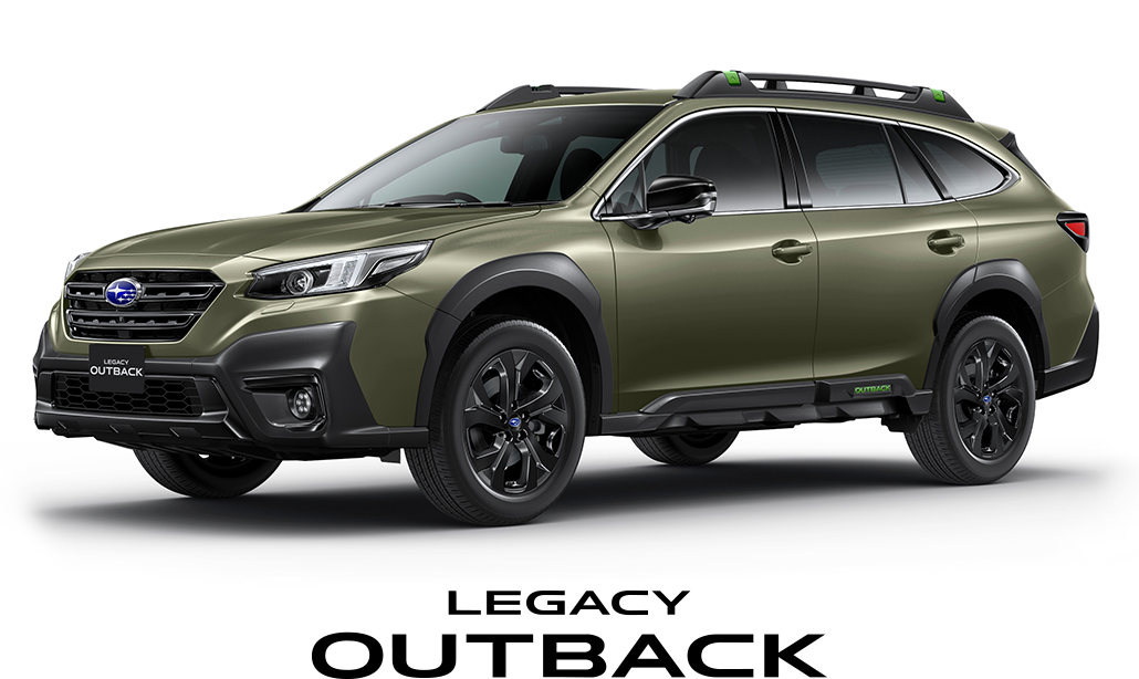 LEGACY OUTBACK