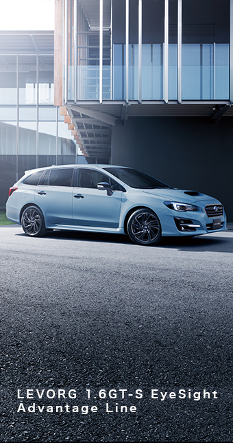 LEVORG 1.6GT-S EyeSight Advantage Line