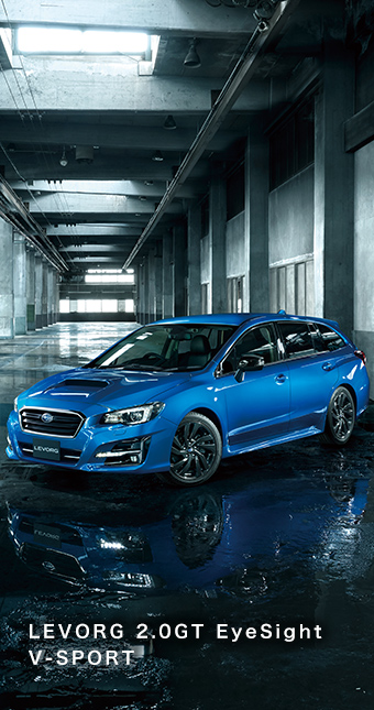 LEVORG 2.0GT EyeSight V-SPORT