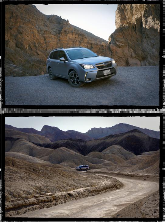 Subaru Ã�ォレスター Ō�米大陸灼熱砂漠awd篇