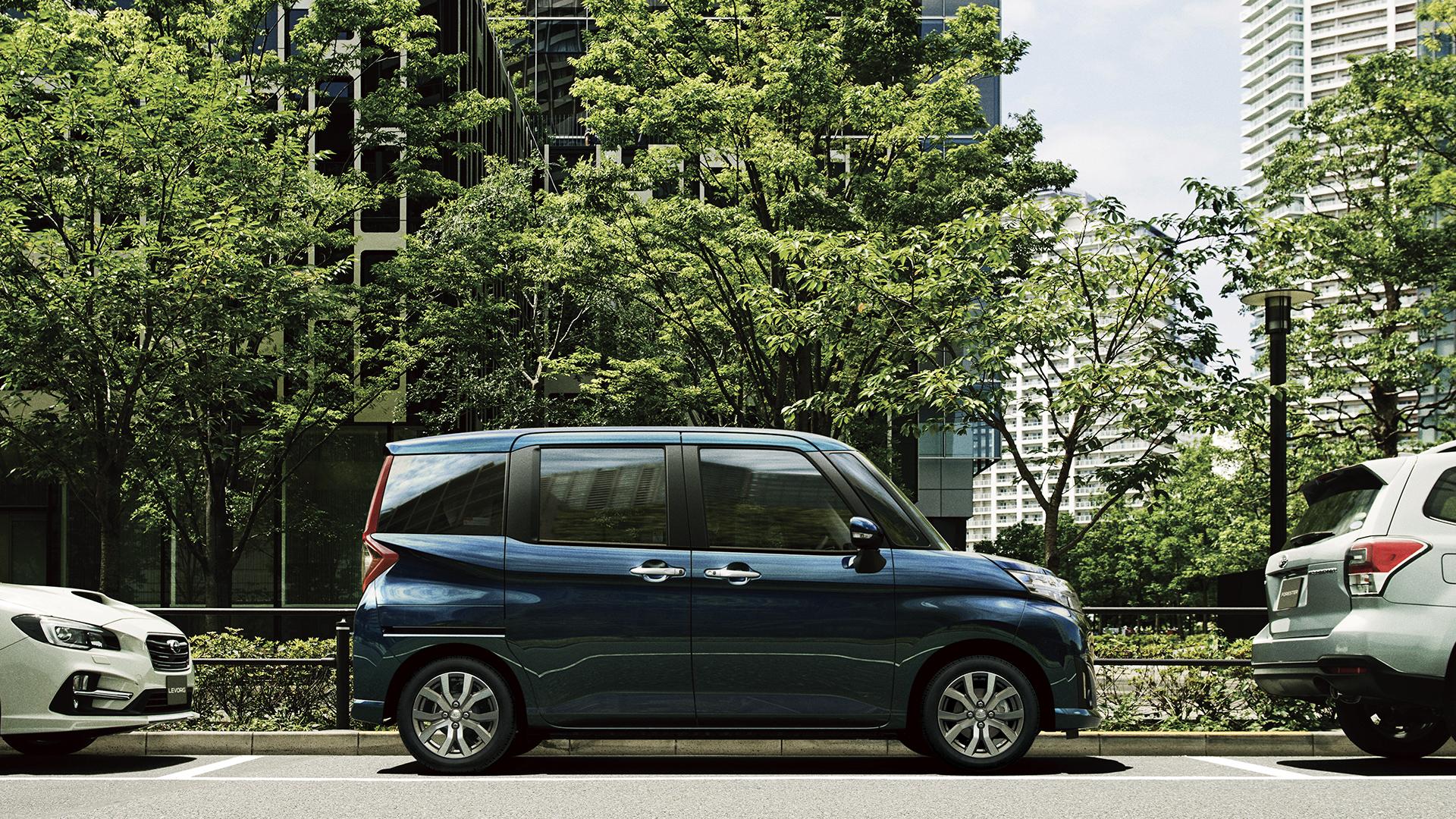 PHOTO:GS スマートアシスト(2WD) レーザーブルークリスタルシャイン(33,000円高・消費税10%込) 写真はイメージです。