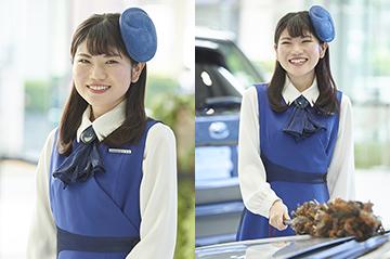 松永 桃香|Momoka Matsunaga