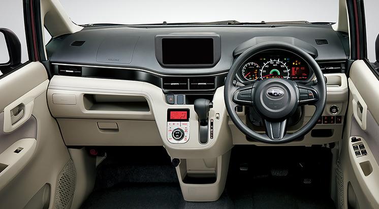 ステラ G スマートアシスト 2WD コクピット