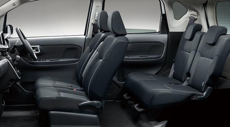 ステラ カスタム R スマートアシスト 2WD インテリア
