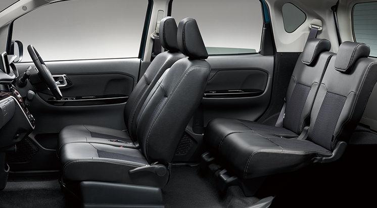 ステラ カスタム RS スマートアシスト 2WD インテリア