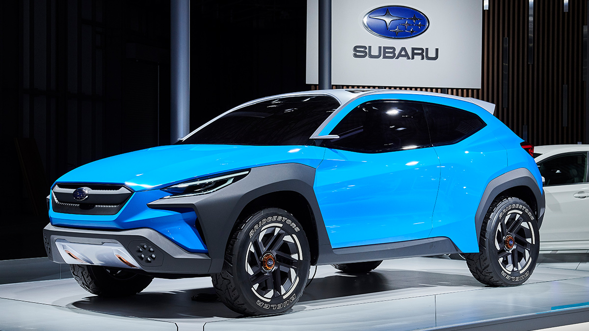 SUBARU VIZIV ADRENALINE CONCEPT_IMG_CAR LINE UP<SUBARU東京モーターショー2019>