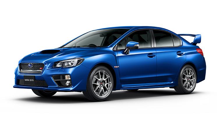 Subaru Wrx Sti >> WRX STI | SUBARU